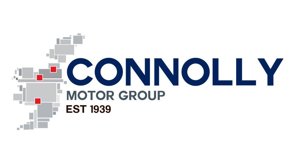 Connolly Motor Group Identity Darkblue Design Web