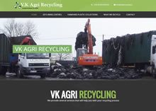 vk-agri-recycling-web-design-mayo-ballina-ireland-dark-blue-design