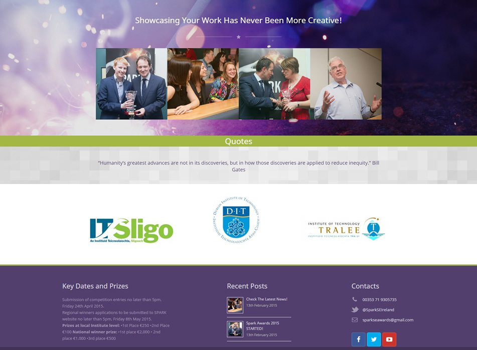 spark-awards-ie-web-design-mayo-ballina-ireland-dark-blue-design-portfolio2