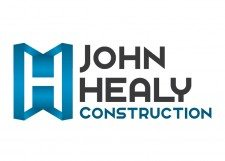 john-healy-construction-logo-design-ballina-mayo-darkblue-design