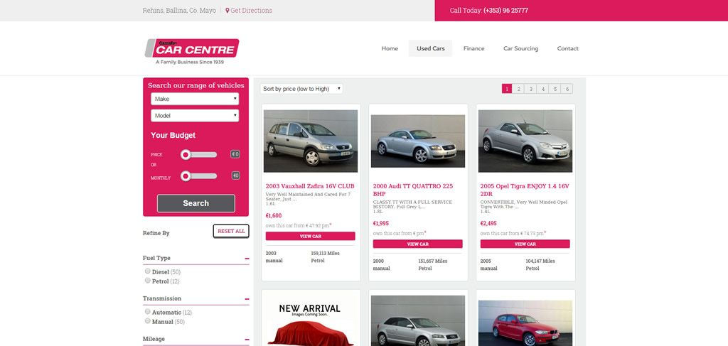web-design-mayo-ireland-connollys-car-centre-ie-darkblue-ballina-darkblue-design-dark-blue-design-4