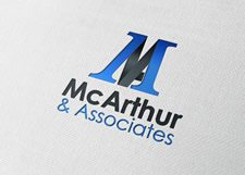 mc-arthur-associates-logo-grapahic-design-darkblue-design-ballina-mayo-ireland-thumb