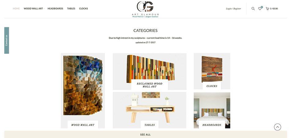 art glamour-web-design-sligo-darkblue-design-2