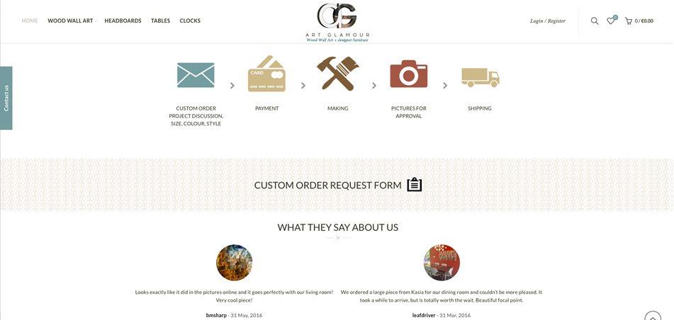 art glamour-web-design-sligo-darkblue-design-3
