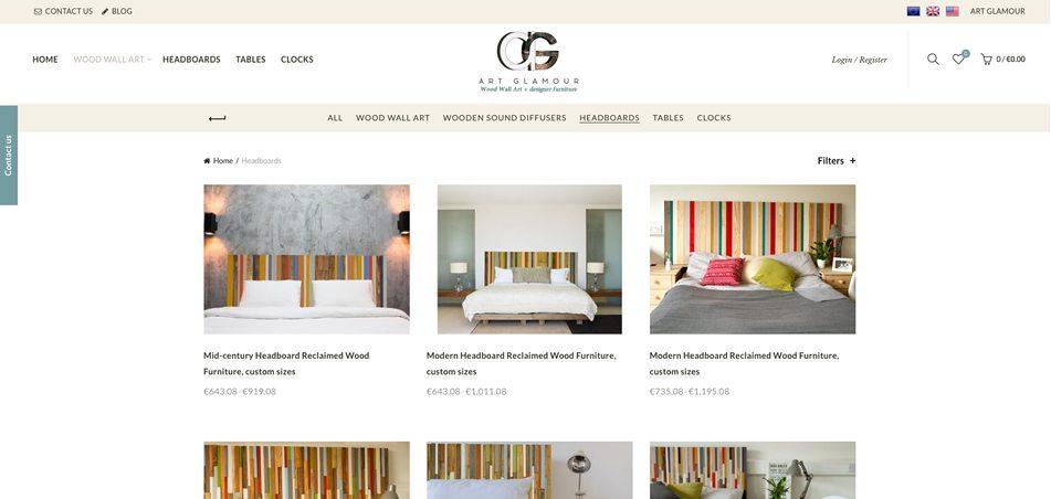 art glamour-web-design-sligo-darkblue-design-4