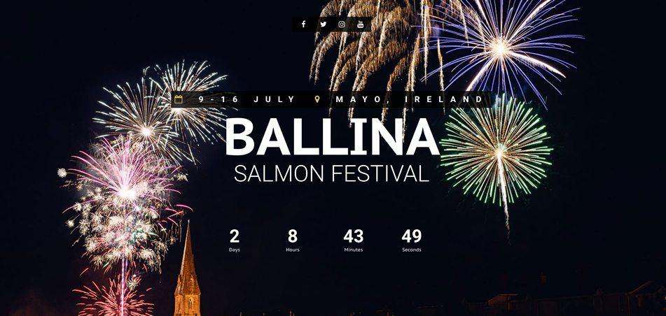 ballina salmon festival - web design mayo - darkblue design -1